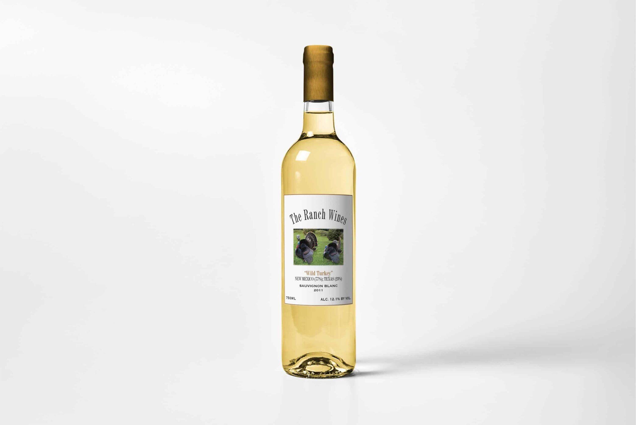 2011 Wild Turkey Sauvignon Blanc