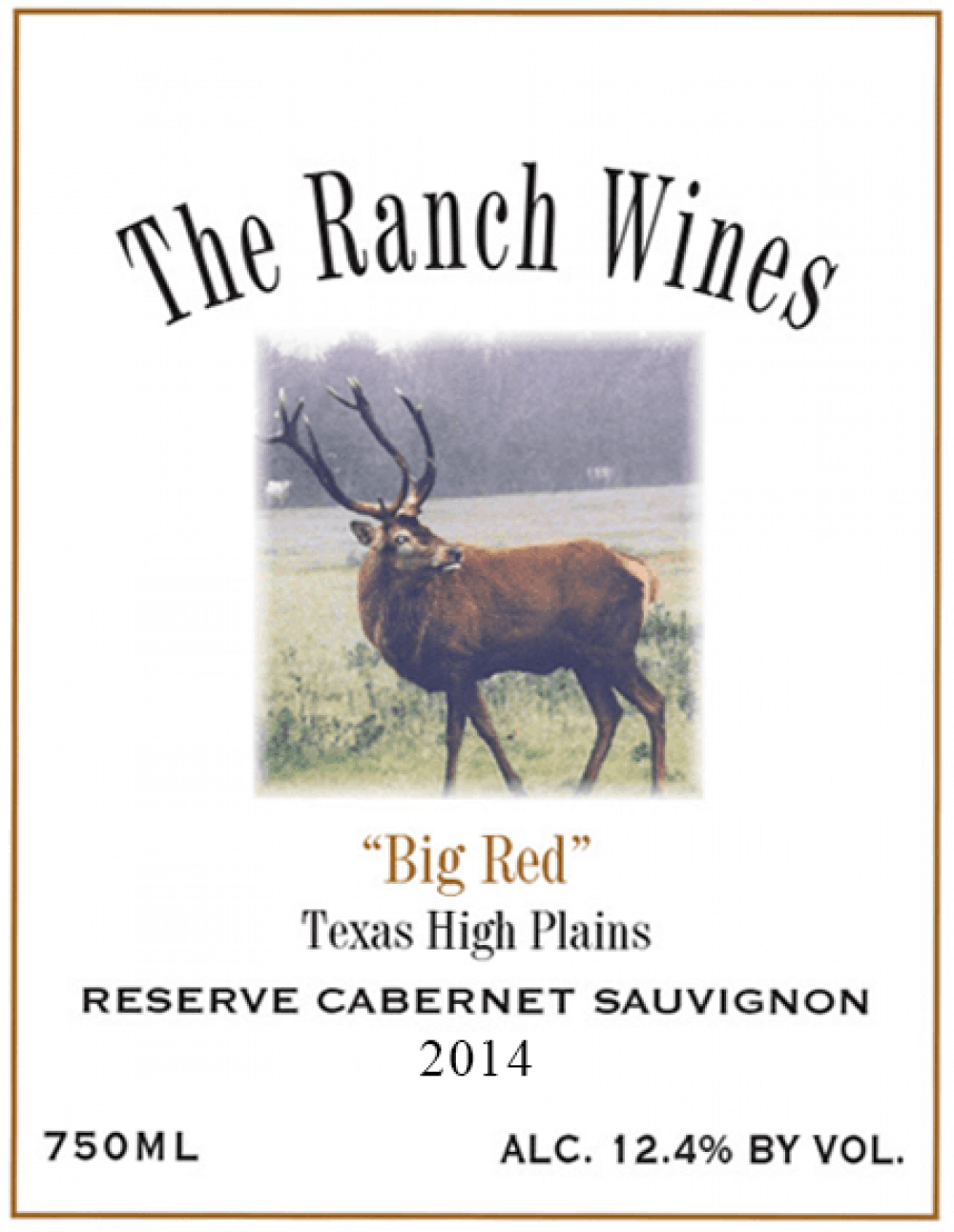 North Texas Cabernet Wine