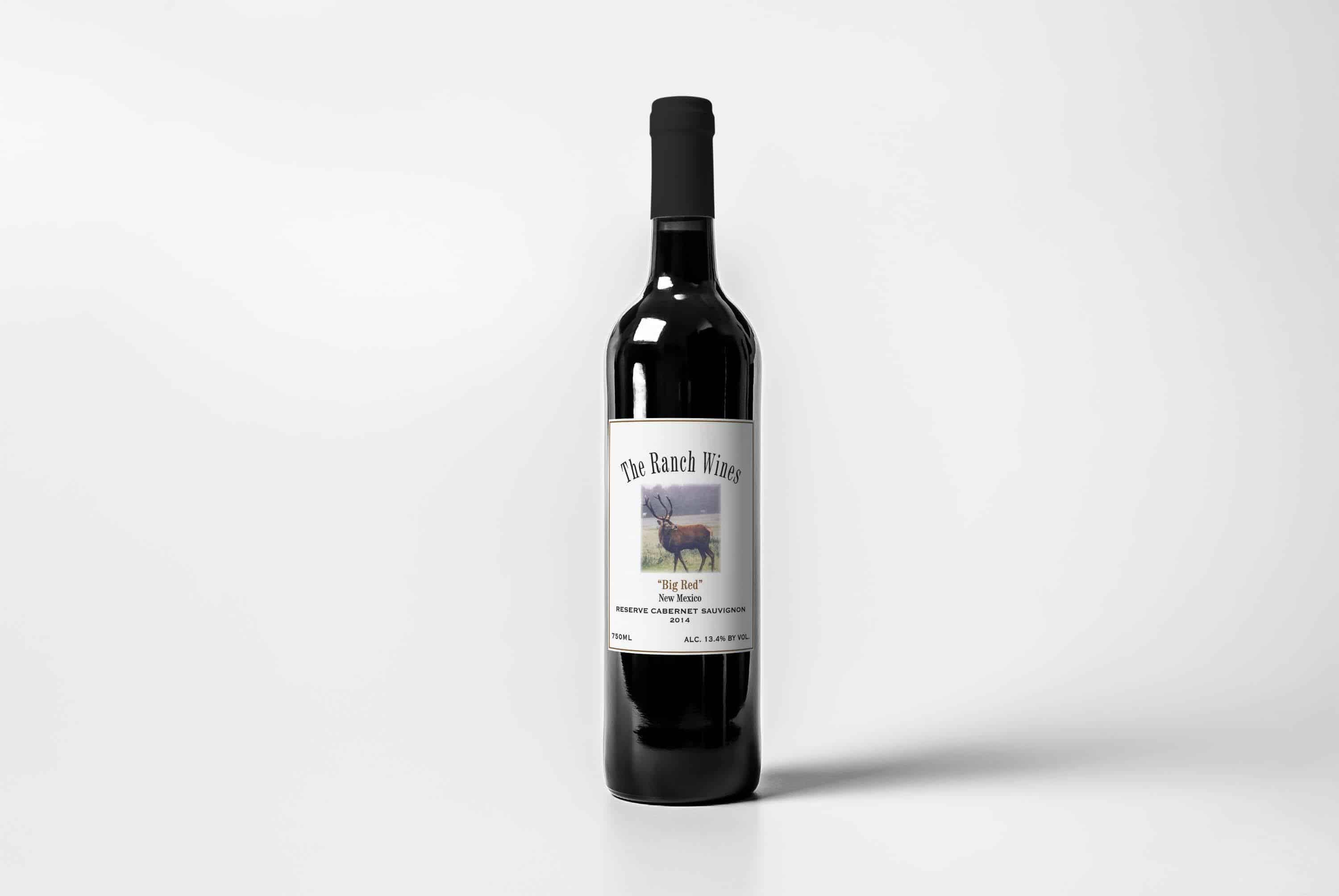 2014 Reserve Big Red Cabernet