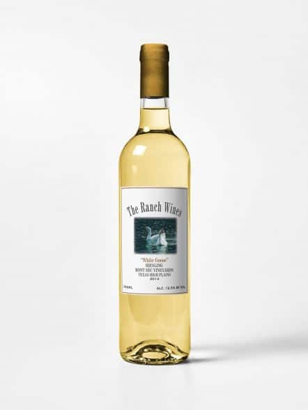 2014 White Goose Riesling