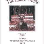 Best North Texas Tempranillo Wine