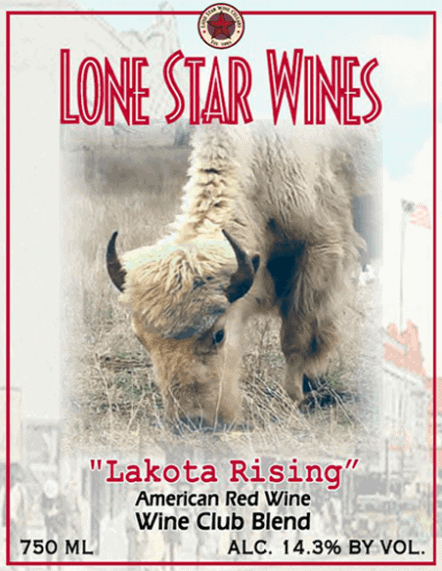 Best North Texas Red Wine Blend