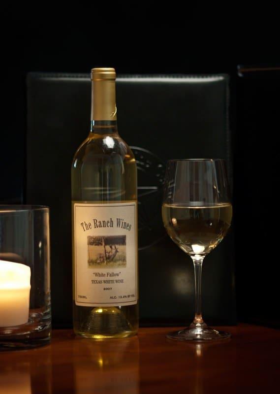 Dry Crisp White Wine