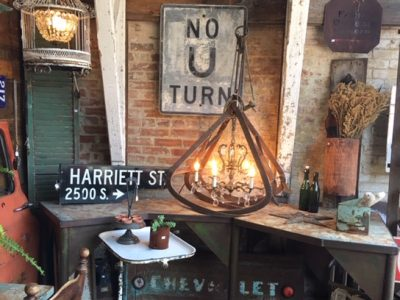 Antique Shopping in McKinney Texas