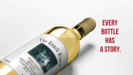 Legends Of The Ranch - White Goose Riesling