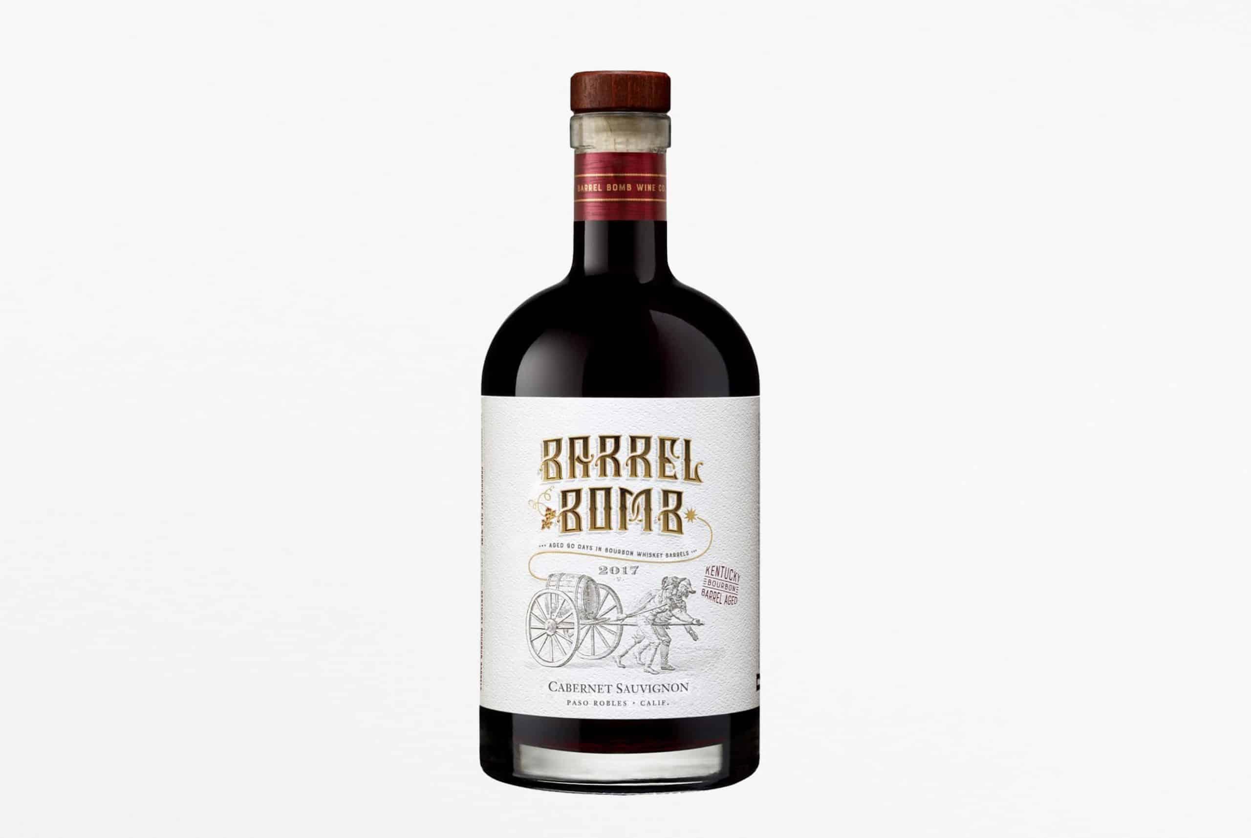 Bourbon Barrel Aged Cabernet