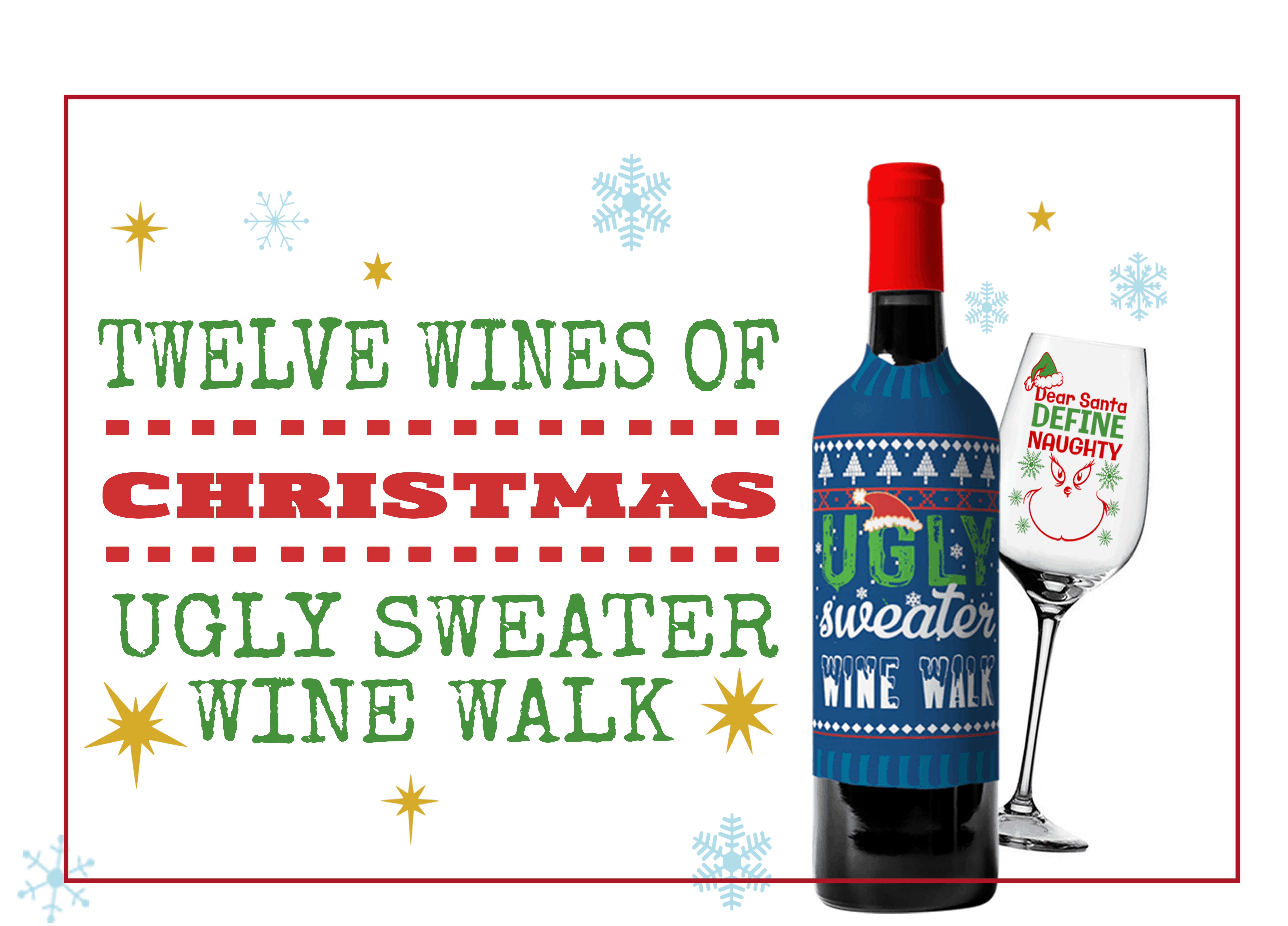 12 Wines Of Christmas