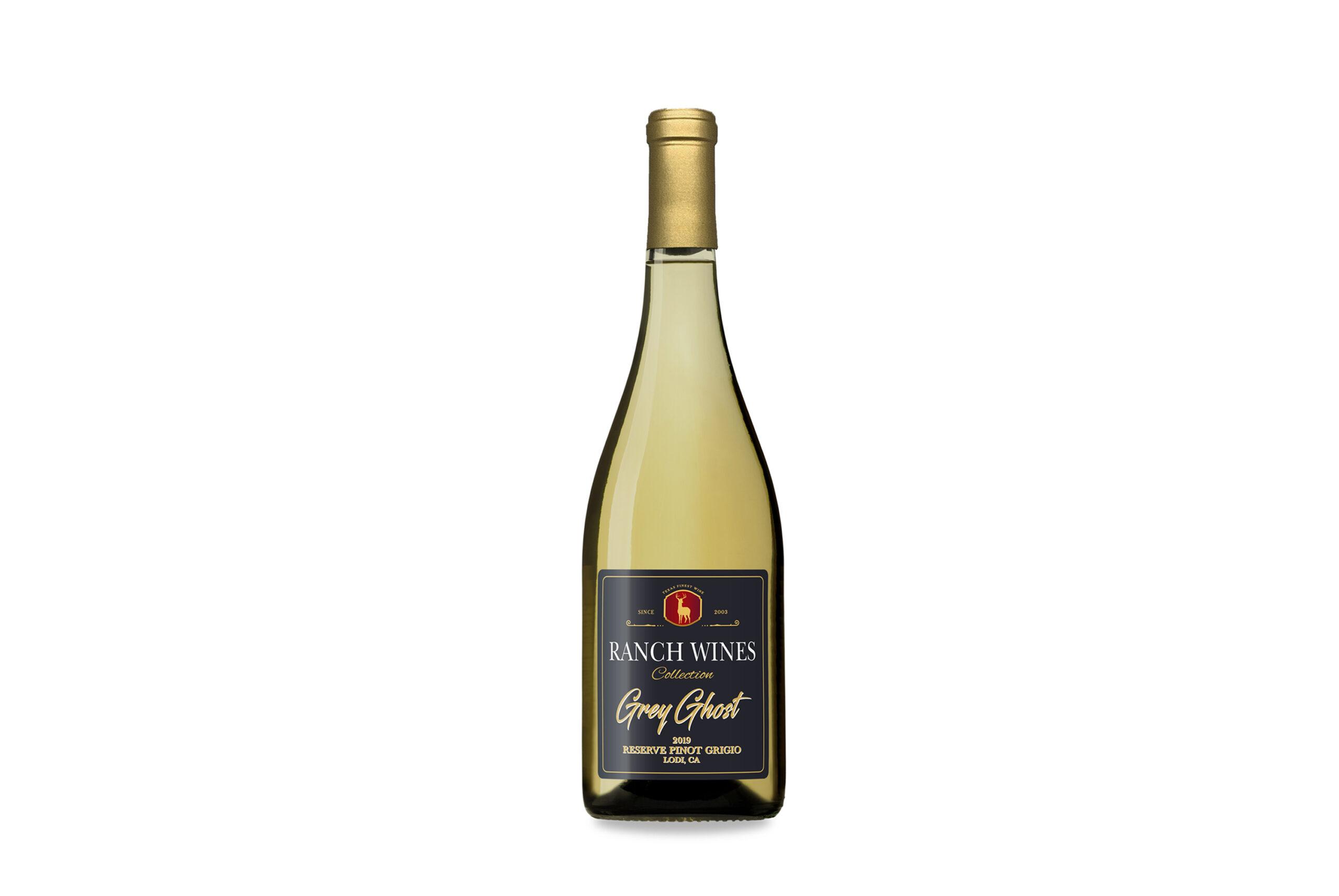 2019 Reserve Grey Ghost Pinot Grigio